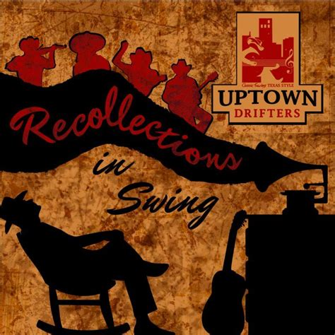 swing no 9 fumihiko kono album cover recollections in swing uptown drifters mp3 buy