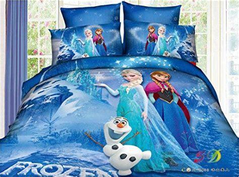 frozen queen bedding princess elsa anna frozen cartoon bedding set flat sheet