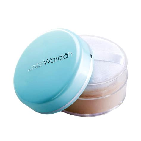 Wardah Beige Luminous Powder jual wardah 01 luminous compact powder light beige