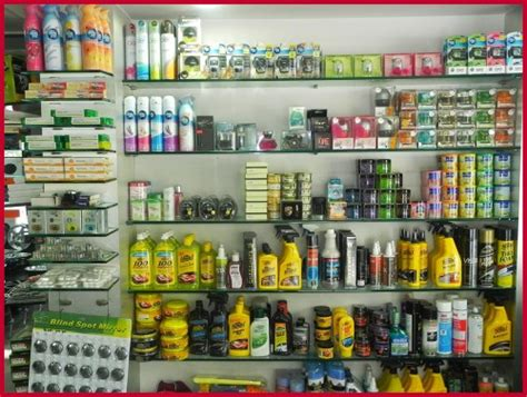 Apex 2001 Automobiles Accessories Shop In Goa Car
