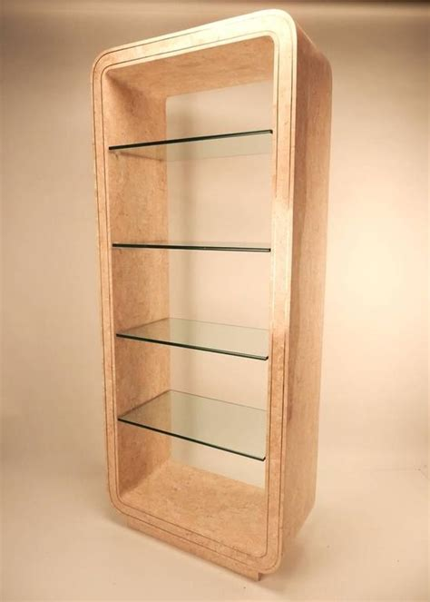 etagere bar tessellated and brass inlay etagere bar by maitland