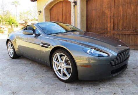 purchase used 2008 aston martin vantage in louise texas united states for us 39 000 00 buy used 2008 aston martin vantage v8 convertible in phoenix arizona united states for us