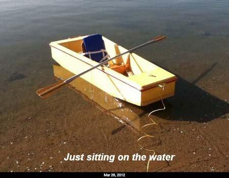 foam boat foam boat