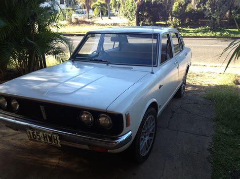 1971 Toyota Corona 1971 Toyota Corona For Sale Or Qld Rockhton