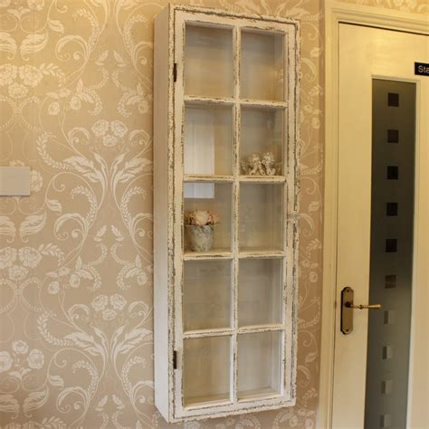 kitchen wall display cabinets glazed cream ornate wall cabinet display shelf doors