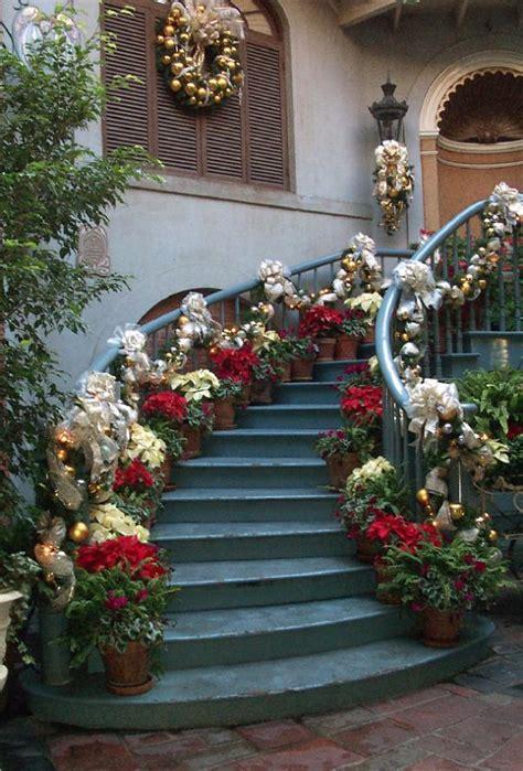 decorar en navidad c 243 mo decorar con plantas en navidad