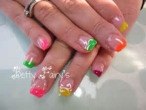 Deco Ongles Fluo by Babyboomer Gel Mask D 233 Co Fluo F 233 Erique Jusqu Au Bout