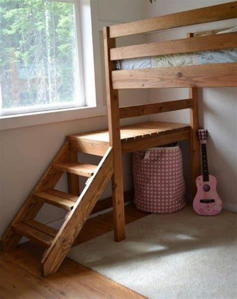 Cozy Bunk Beds For Boys With Stairs Home 66 Best Bunk Bed Plans Images On Spaces Bunk