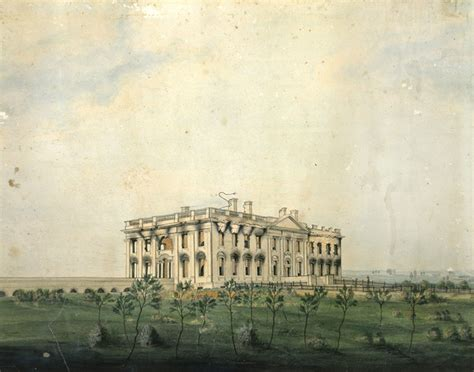 original white house design history of the white house 1792 1814 best in american living