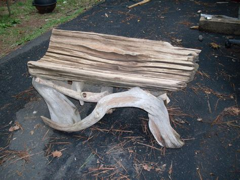 driftwood bench 301 moved permanently