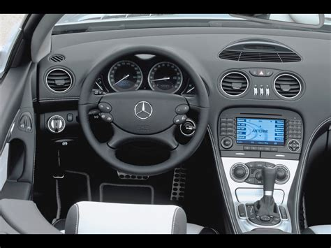 mercedes dashboard mercedes sl edition 50 dashboard 1600x1200 wallpaper