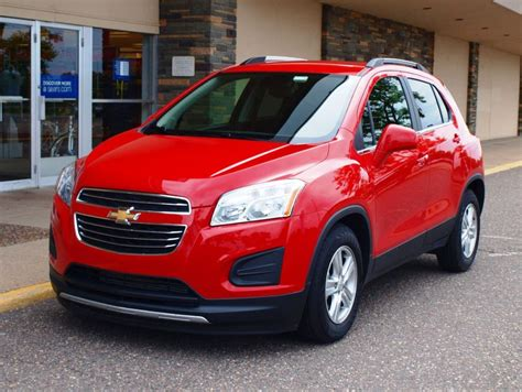 Chevy Sonic Ground Clearance by 2015 Chevrolet Trax Review Carfax