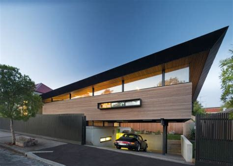 Level House by 15 Contemporary Houses And Their Inspiring Garages
