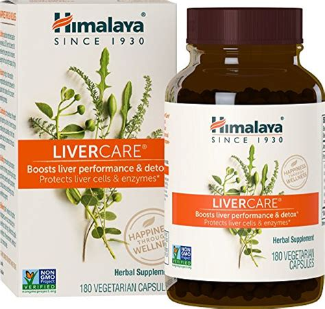 Benefits Of Liver Detox Pills by Himalaya Livercare Liv 52 For Liver Cleanse And Liver