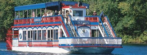 hiawatha river boat williamsport pa hiawatha paddle wheel river boat