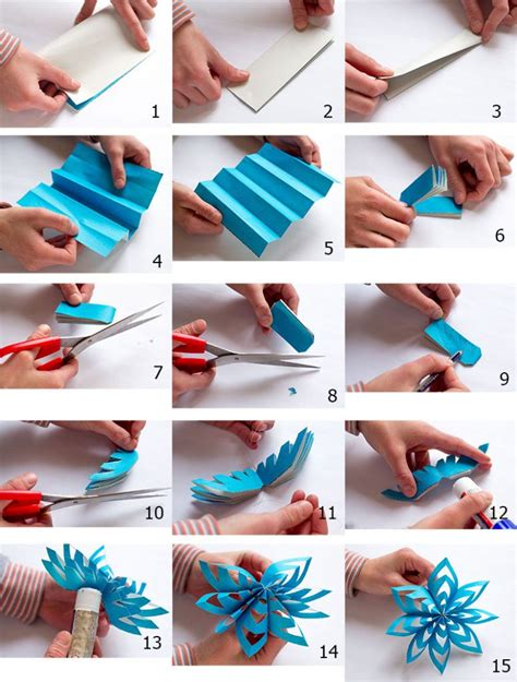 Фигурки из бумаги схемы лёгкие