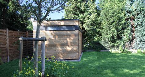 Gartenhaus Design Kubus by Gartenhaus Box Das Kubus Gartenhaus