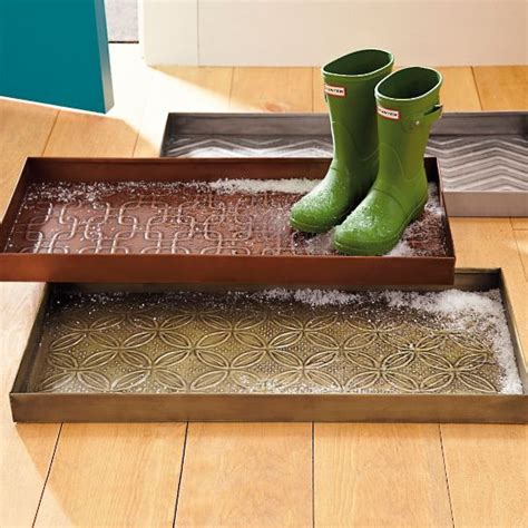 Gardeners Supply Boot Tray 1000 Ideas About Boot Tray On Doormats Shoe