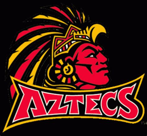 sdsu colors san diego state aztecs logo 1 aztec
