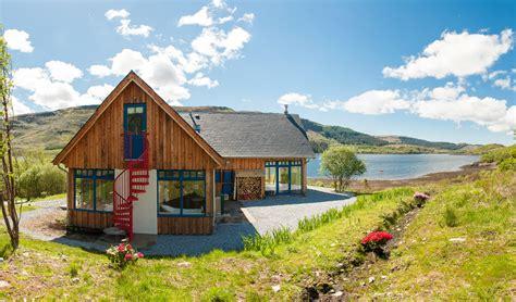 rahoy estate holiday cottages on the west coast of scotland