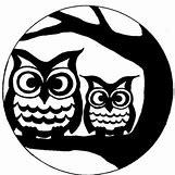Owl Pumpkin Stencils | 340 x 340 jpeg 28kB