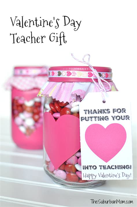 valentines gifts for teachers s day gift for teachers and printable gift tag