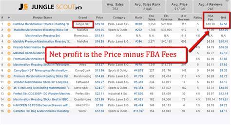 image gallery net profit calculator