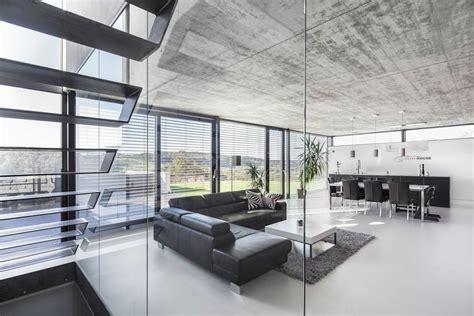 wohnzimmer architektur moderne wohnzimmer bilder einfamilienhaus im filstal homify