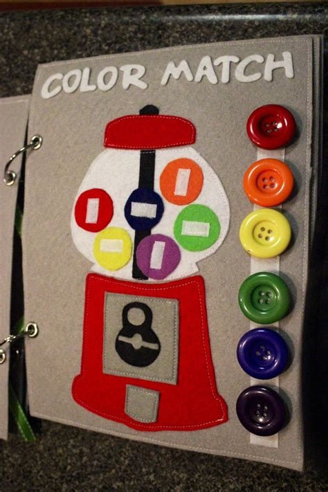libros de fieltro 7 imagenes educativas