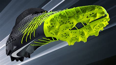 most expensive football shoes nike s aggressive new cleats help gridiron players turn on