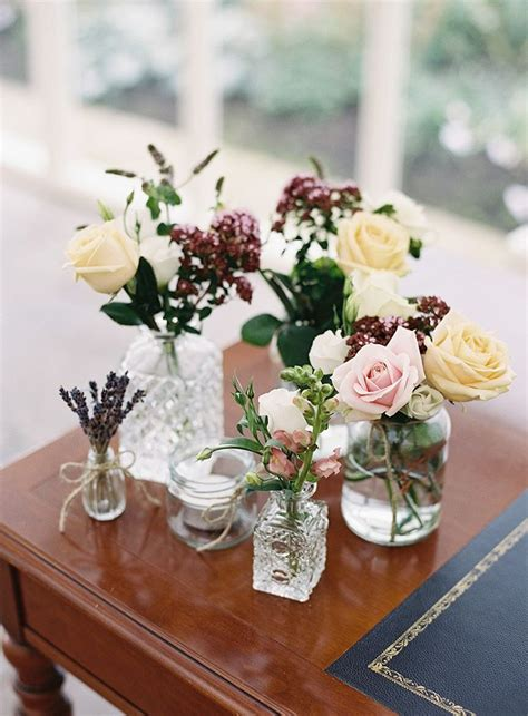 ideas for centerpieces to make best 25 diy wedding flowers ideas on diy