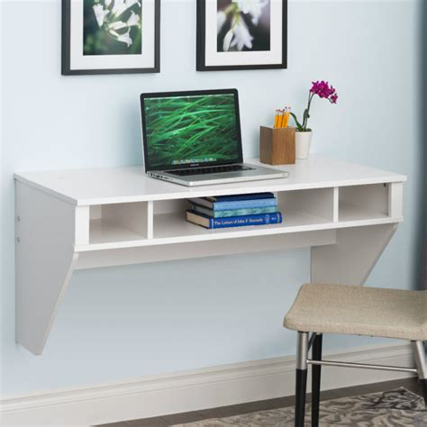 Best Wall Mounted Desk Designs For Small Homes Small Floating Desk