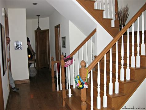 staircase makeover can decorate