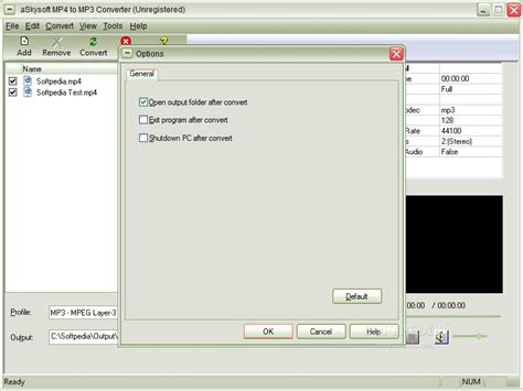 you mp converter askysoft mp4 to mp3 converter download