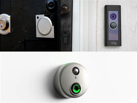skybell hd  ring pro  august doorbell pros cons  verdict smart doorbells