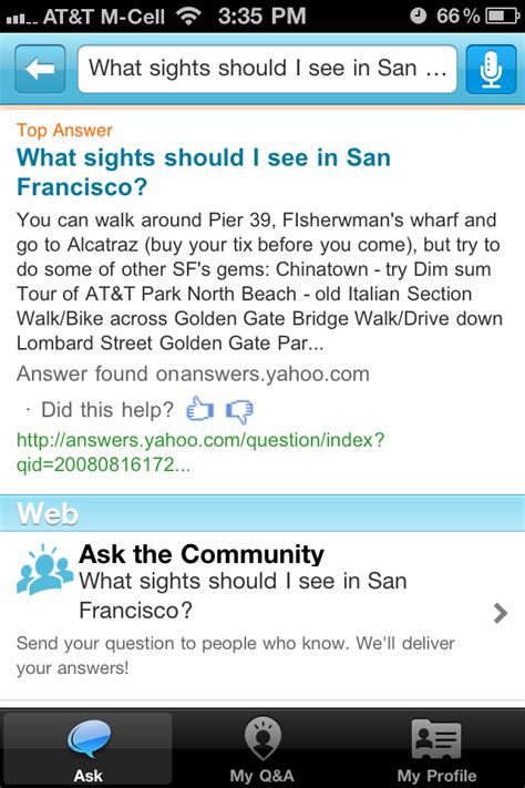 Askcom Relaunch Their Search Engine And Its by Quickadvice Ask Is A Search Engine With A Bonus