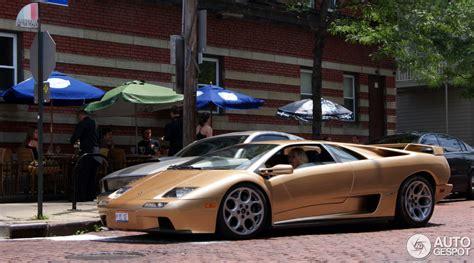 Lamborghini Diablo 6 0 Vt For Sale Lamborghini Diablo Vt 6 0 Se 24 June 2013 Autogespot