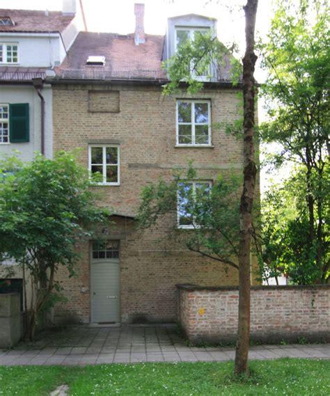 Hans Döllgast by Wohnhaus Hans D 246 Llgast In Der