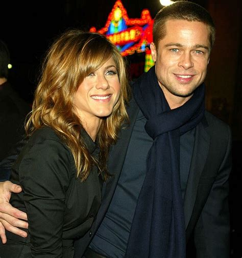 Is Jen Aniston Spending W The Pitts by Brad Pitt Aniston Reunion Rumors Reportedly