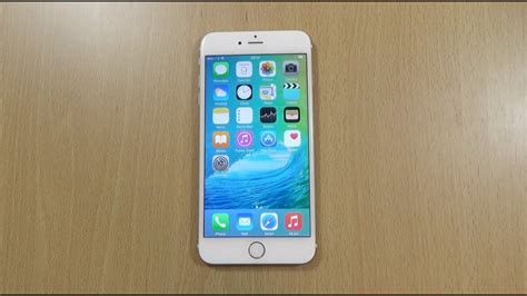 iphone 6 plus ios 9 beta review