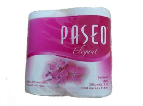 Paseo Toilet 12 Rolls paseo 3 ply toilet tissue wholesale