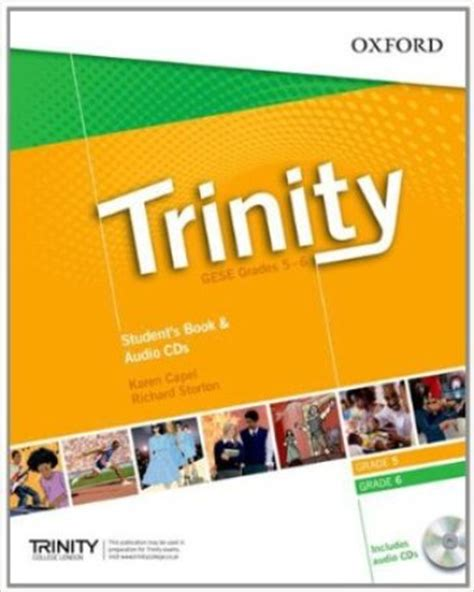 libro international english b1 students trinity graded examinations in spoken english b1 student s book per la scuola media con cd