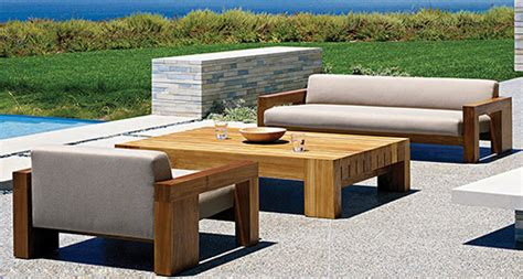wooden outdoor patio furniture wooden outdoor furniture