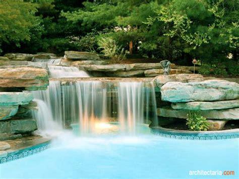 membuat water fall aquascape waterfall edging membuat air terjun buatan tak lebih