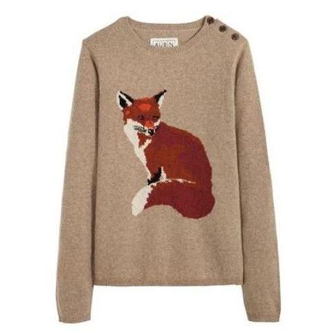 Fox Sweater finds swift s fox sweater lainey gossip