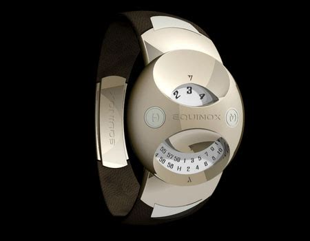 Smartwatch Equinox Equinox Design By Nuno Teixeira Tuvie