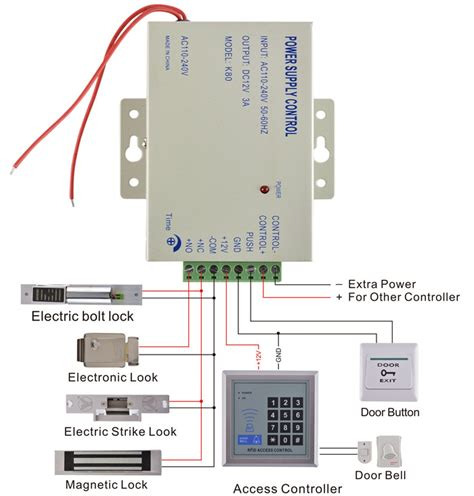 wiring diagram for magnetic gate lock 37 wiring diagram