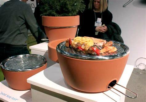 Blumentopf Grill by Ihr Grill Und Kr 228 Utertopf In Einem Das Beste Barbecue