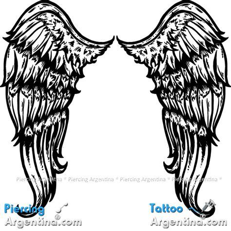 dise 241 os de tatuajes de alas tattoo argentina