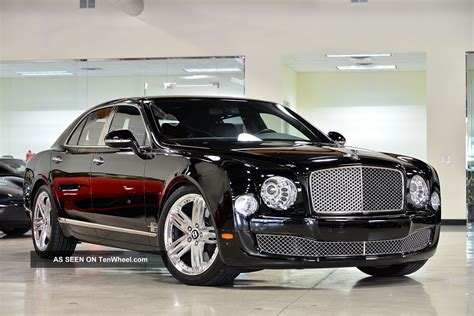 bentley door 2011 bentley mulsanne base sedan 4 door 6 8l